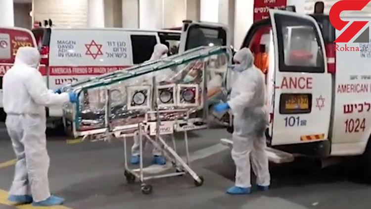 ثبت اولین مرگ بر اثر کرونا در فلسطین اشغالی