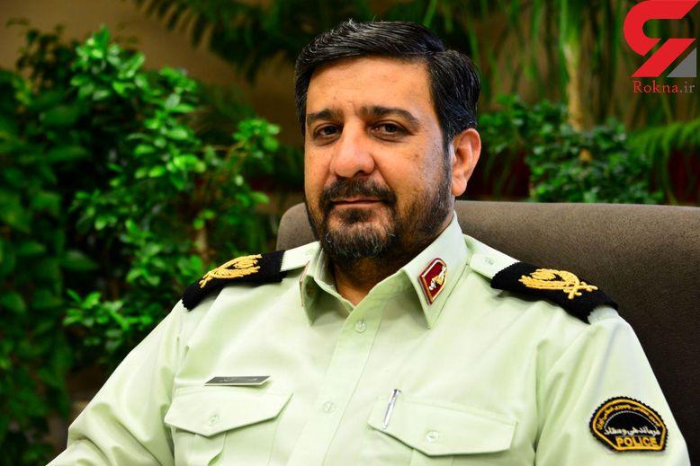 کشف یک تن مواد مخدر در همکاری مشترک پلیس خراسان رضوی و کرمان
