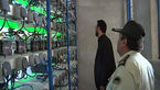 کشف 2 مزرعه استخراج رمز ارز در شرق مشهد