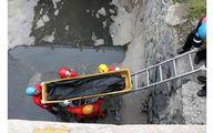عکس جسد مرموز یک مرد در کانال آب شیرین / در مشهد کشف شد