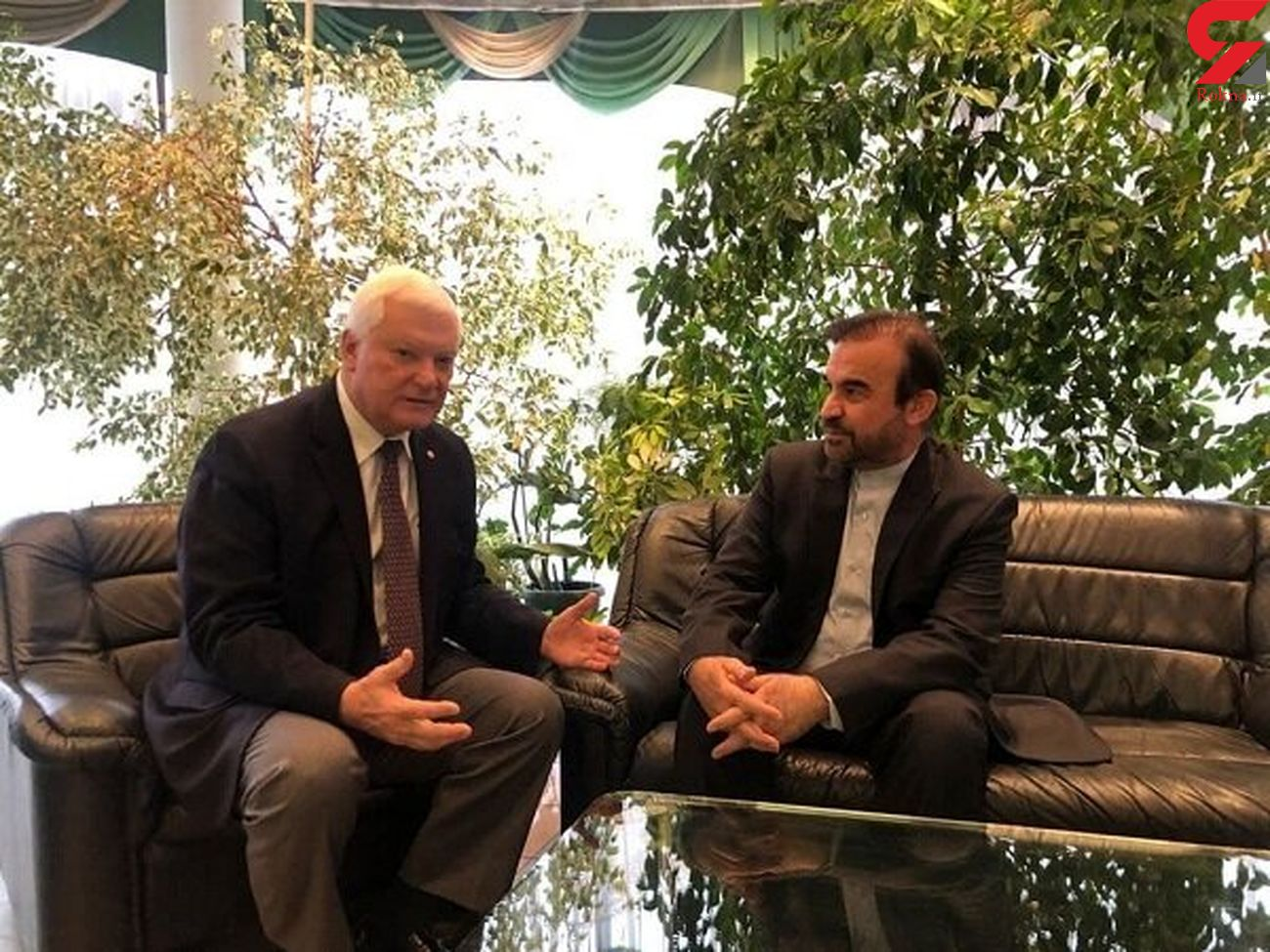 Iran, Russia discuss cooperation on information security