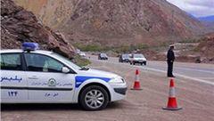 محدودیت تردد در جاده های مازندران