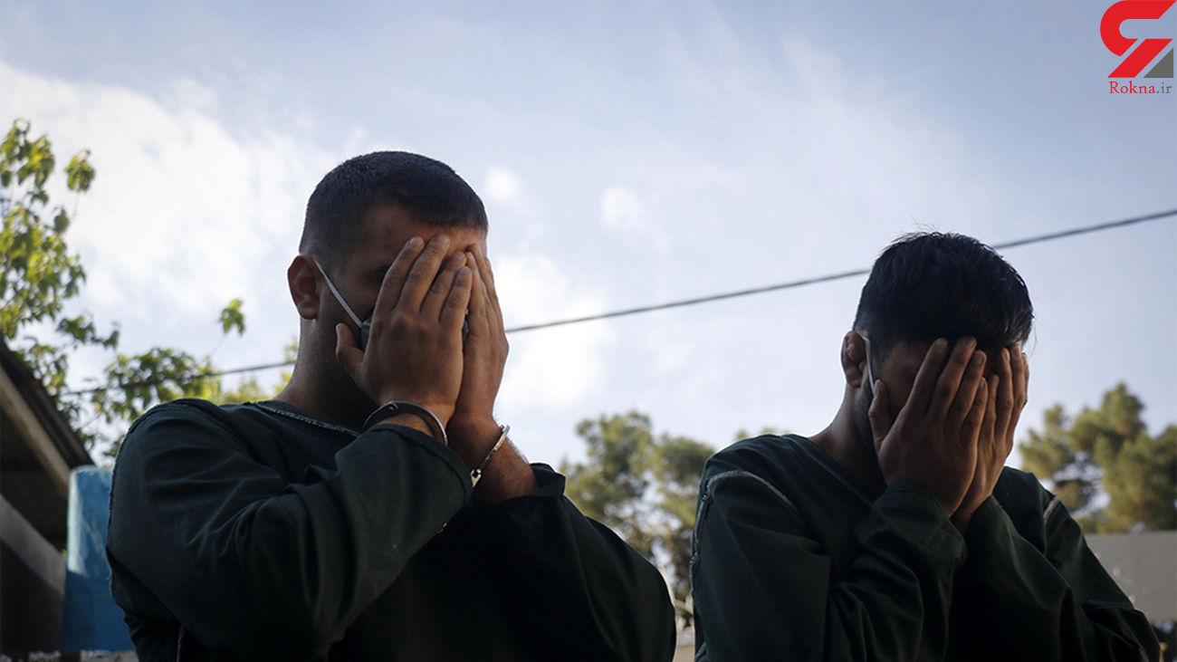 دستگیری موبایل قاپان میدان هفتم تیر / آنها زورگیران خشن بودند