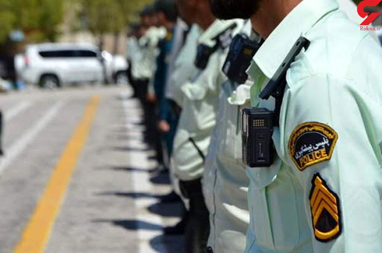 پلیس پیشگیری کارگروه های تخصصی هوشمندسازی راه اندازی می کند