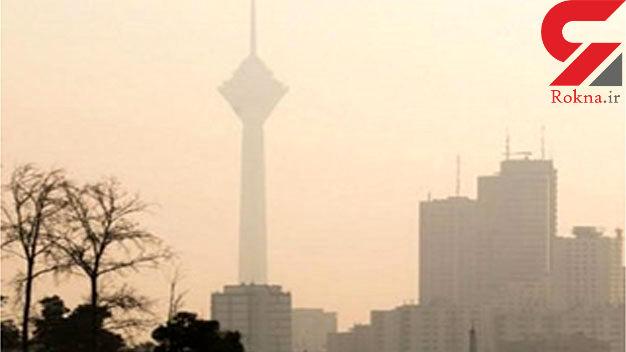 بوی گند تهران هنوز یک معماست! / نگوییم گاز بود چون نبود!/ خطر جدی است! + جزییات