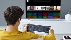 تلویزیون های هوشمند مجهز به کیبورد شدند