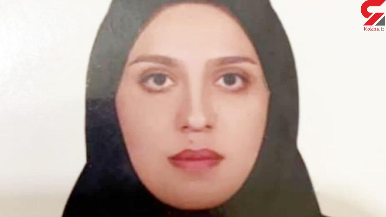 عکس لیلا بهمن زاده خانم پرستاری که با کرونا فوت کرد / بچه هایش تنها شدند