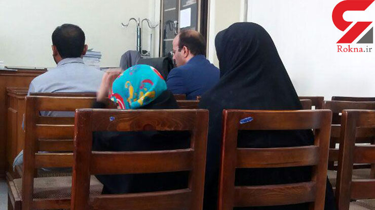 اعدام مرد دوزنه / چه بلایی سر مهری و فهمیه در تهران آمد + عکس