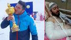 اولین فیلم از قهرمان اسکی ایران که سلاخی شده است! + گفتگو
