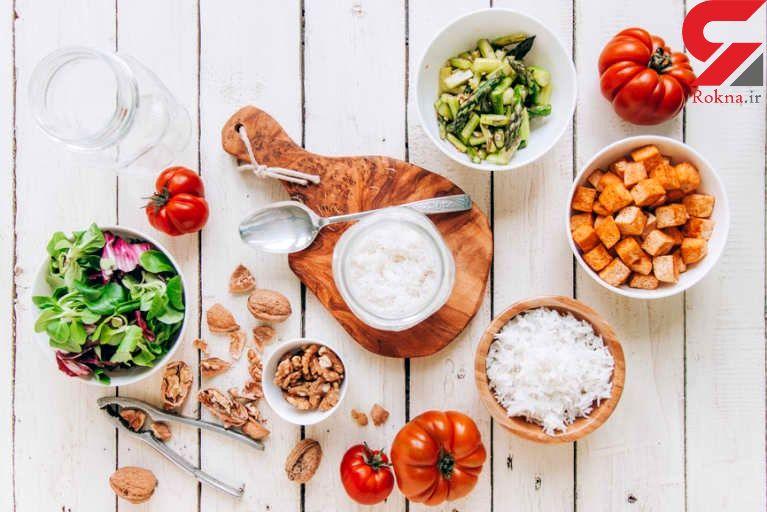 مواد غذایی که مشکلات گوارشی تان را تشدید می کنند