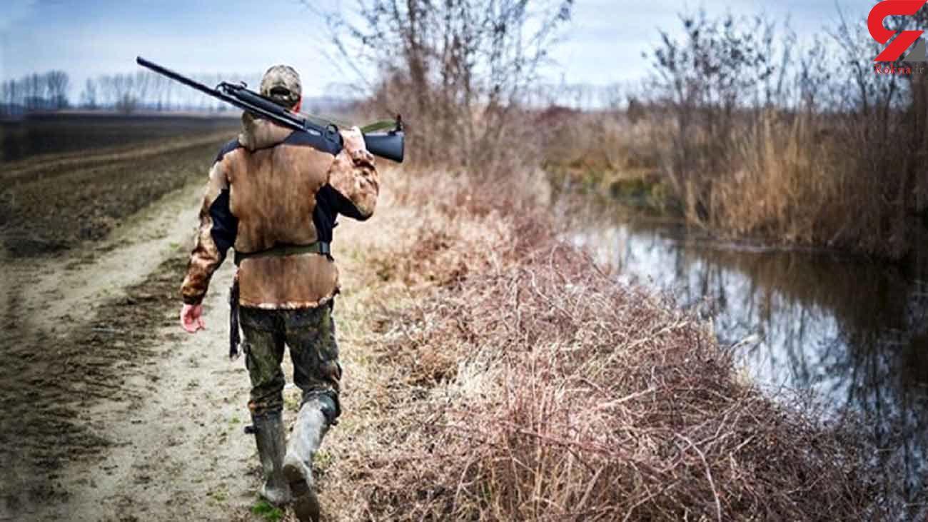 دستگیری 2 متخلف شکار و صید  کشف لاشه یک بزغاله وحشی در کاشان