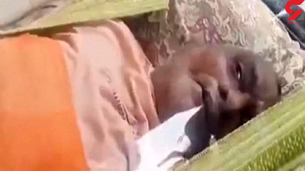 فیلم لحظه زنده شدن یک مرده پس از 20 ساعت در تابوت  ! / باورنکردنی  / هند