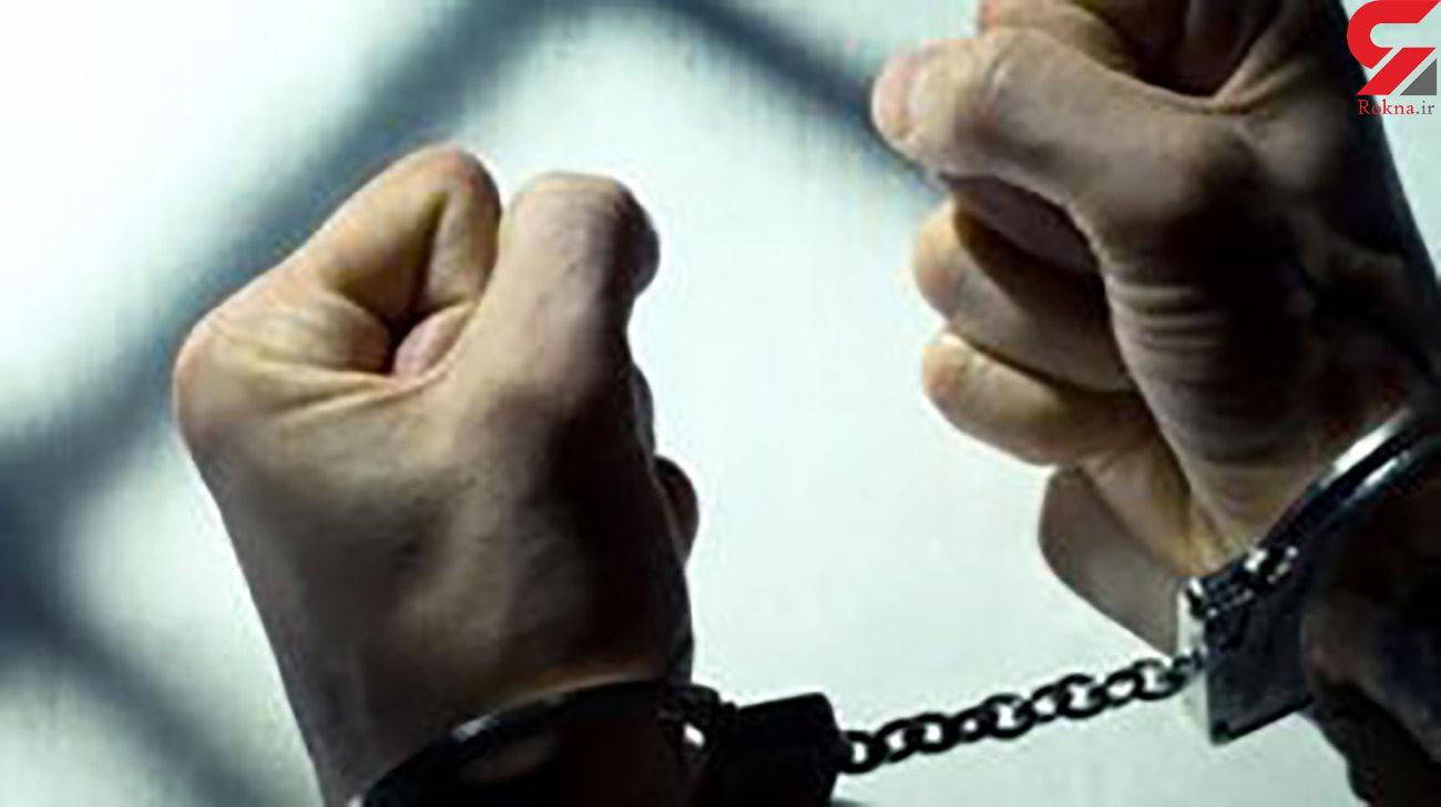 دستگیری ۶ مرد رودباری به خاطر نزاع و درگیری
