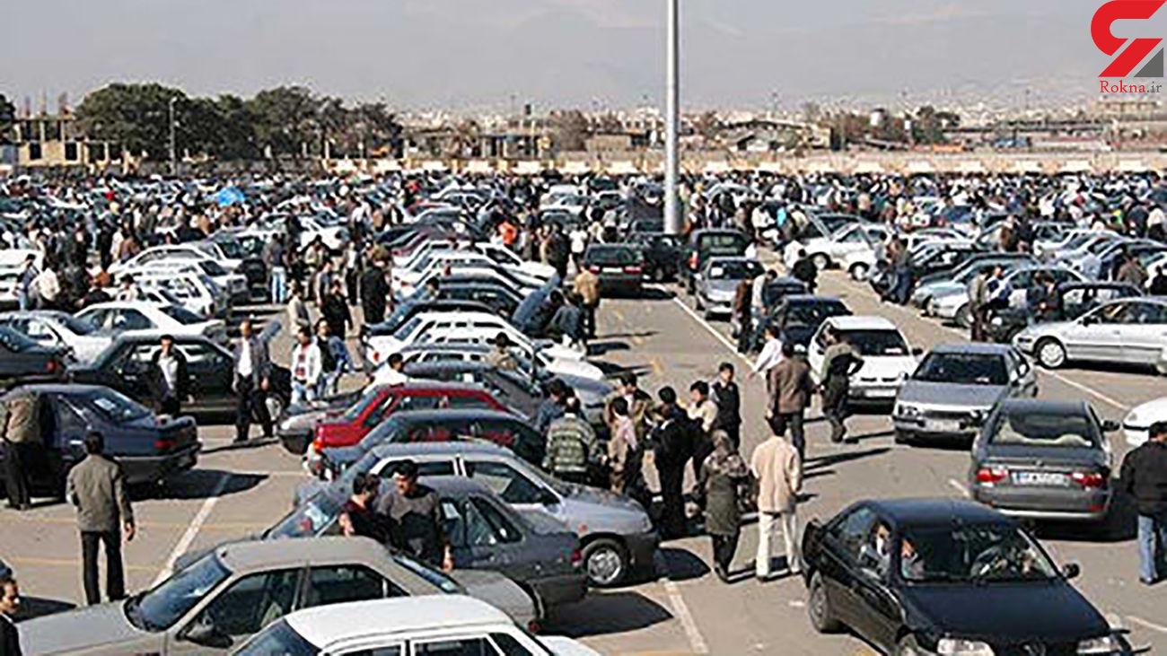 افزایش نجومی قیمت خودرو با وجود رکود مشتری!