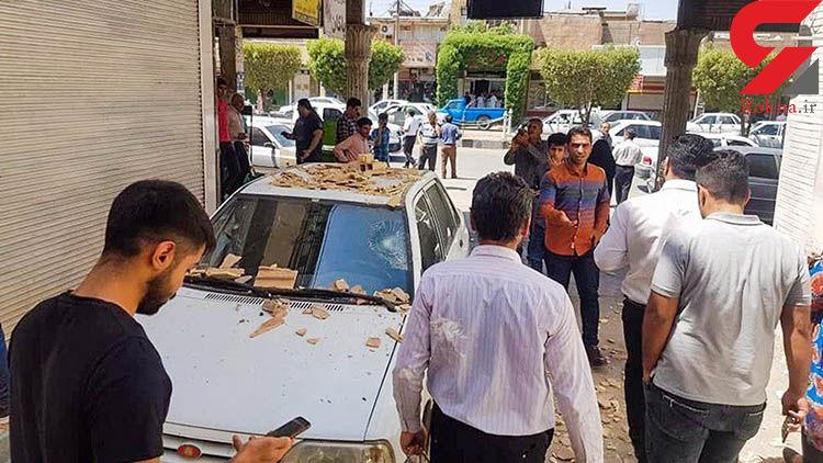 هلال احمر به بیش از 1000 نفر از حادث دیدگان زلزله مسجد سلیمان خدمت رسانی کرد.