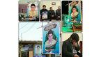منزل مرزبان شهید مهدی امینی؛ او در حمله تروریستی میرجاوه به شهادت رسید+تصاویر