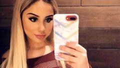 اقدام احمقانه زویا 19 ساله برای گرفتن لایک در اینستا /  این دختر محاکمه شد + فیلم و عکس