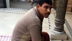 اعدام قاتل منحرف  زینب دختر ۷ ساله + عکس بدون پوشش
