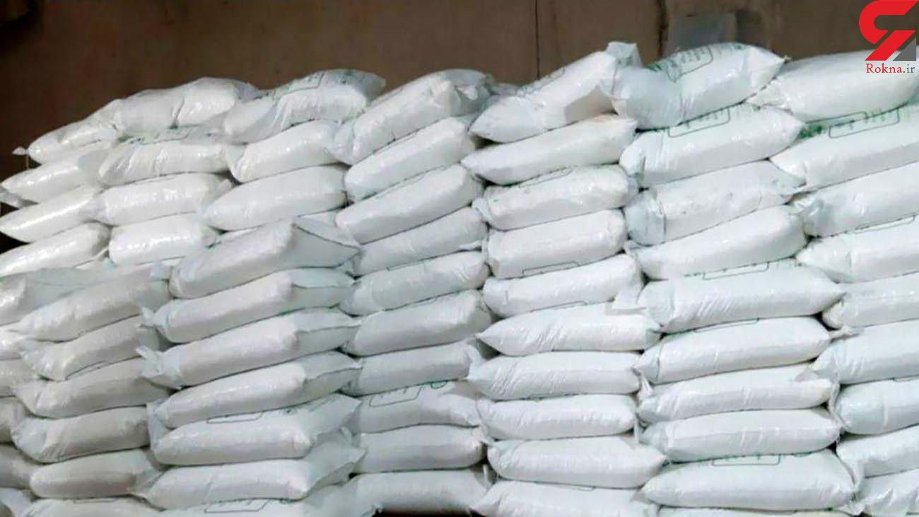 اطلاعات سپاه اردبیل 60 تن کود شیمیایی یارانه ای را کشف کرد