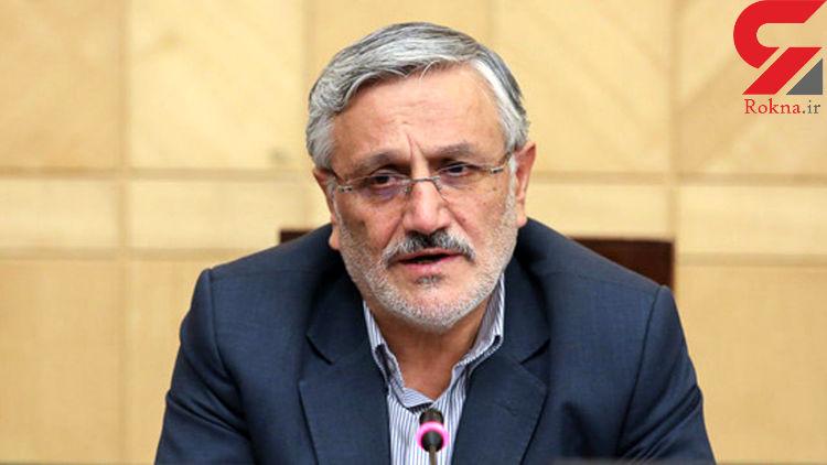 سعیدی میگوید اصلا چنین چیزی نبوده و بحث نامه هم پیش نیامده است