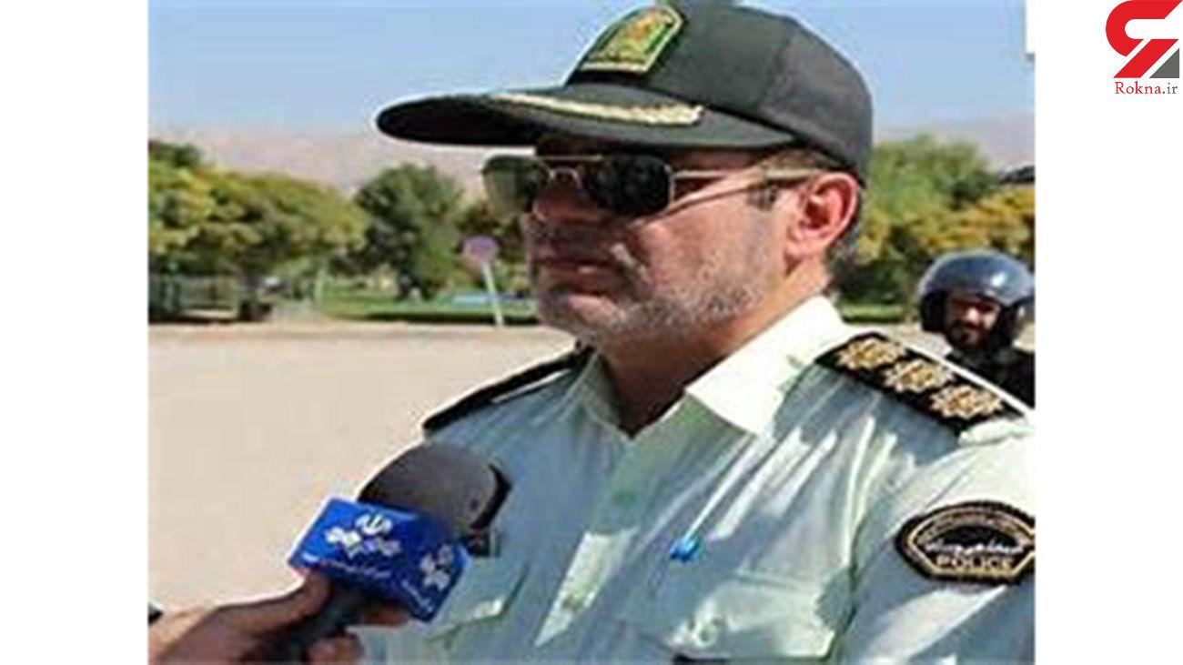 دستگیری عاملان شرارت و تیراندازی در خرم آباد