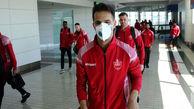 ممنوعیت دست دادن بازیکنان در لیگ فوتبال ایران + عکس
