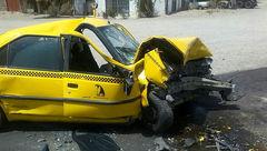 سانحه رانندگی در قزوین 3 کشته بر جا گذاشت +عکس