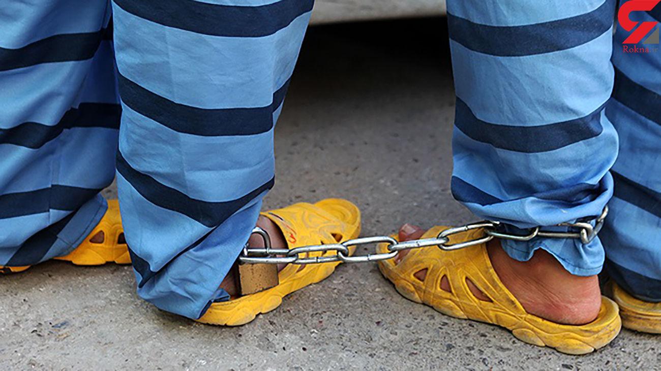 قتل راننده تاکسی در کرج / بازداشت قاتل فراری در پلدختر