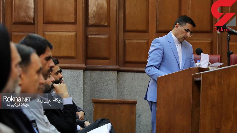 ماجرای جلسه ویژه نجفی با دادستان جنایی تهران در هتل