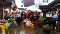 کشف میوههای قاچاق در میدان میوه و تره بار تهران