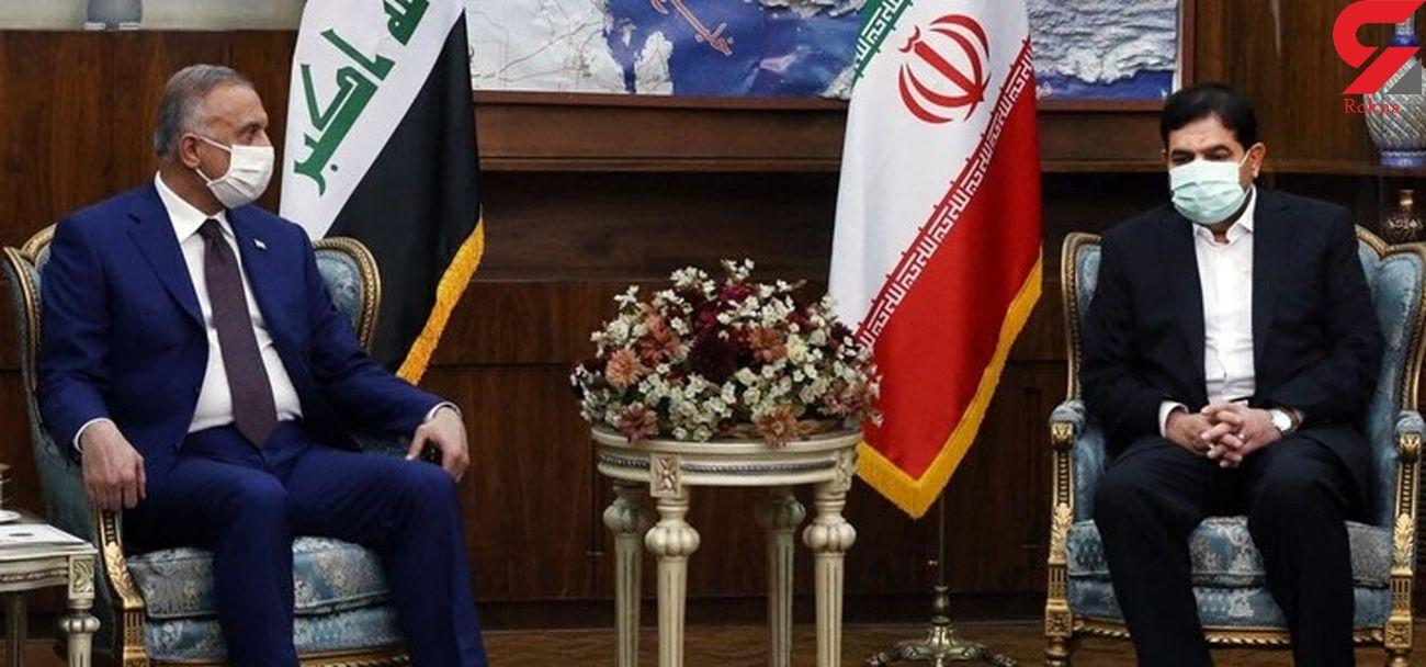 مخبر: ایران آماده حضور در روند بازسازی عراق است