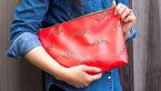 آموزش ساده و راحت کیف دستی با طرح هندوانه +تصاویر