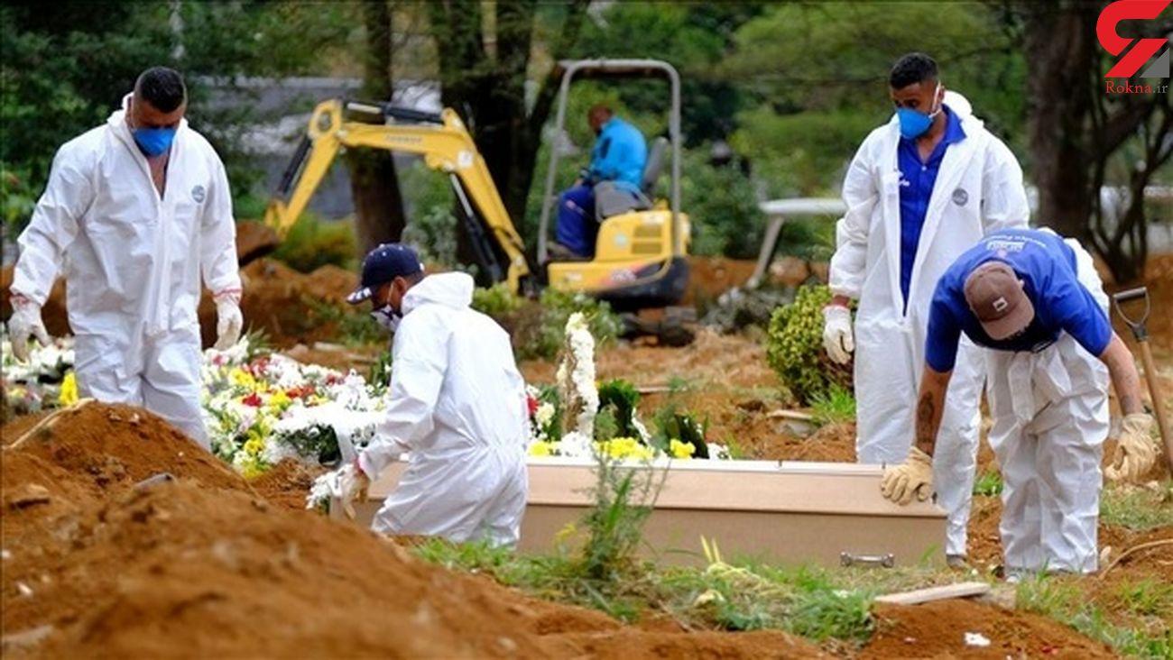 مرگ 790 نفر بر اثر کرونا در مکزیک طی شبانهروز گذشته