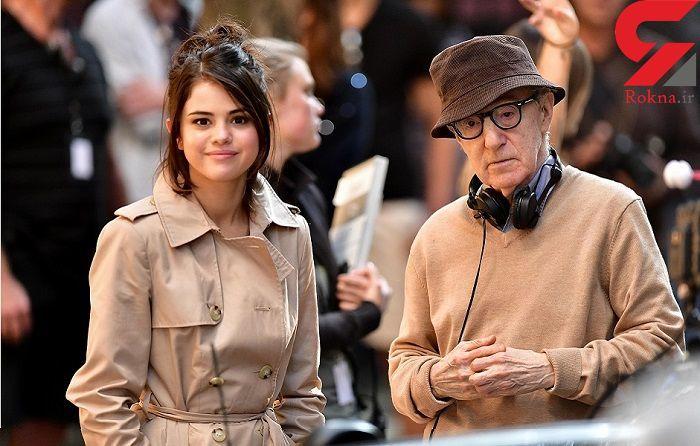 خواننده زن جوان ستاره فیلم وودی آلن شد +تصاویر