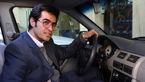 خاطره شهاب حسینی در کنار بهروز وثوقی+فیلم