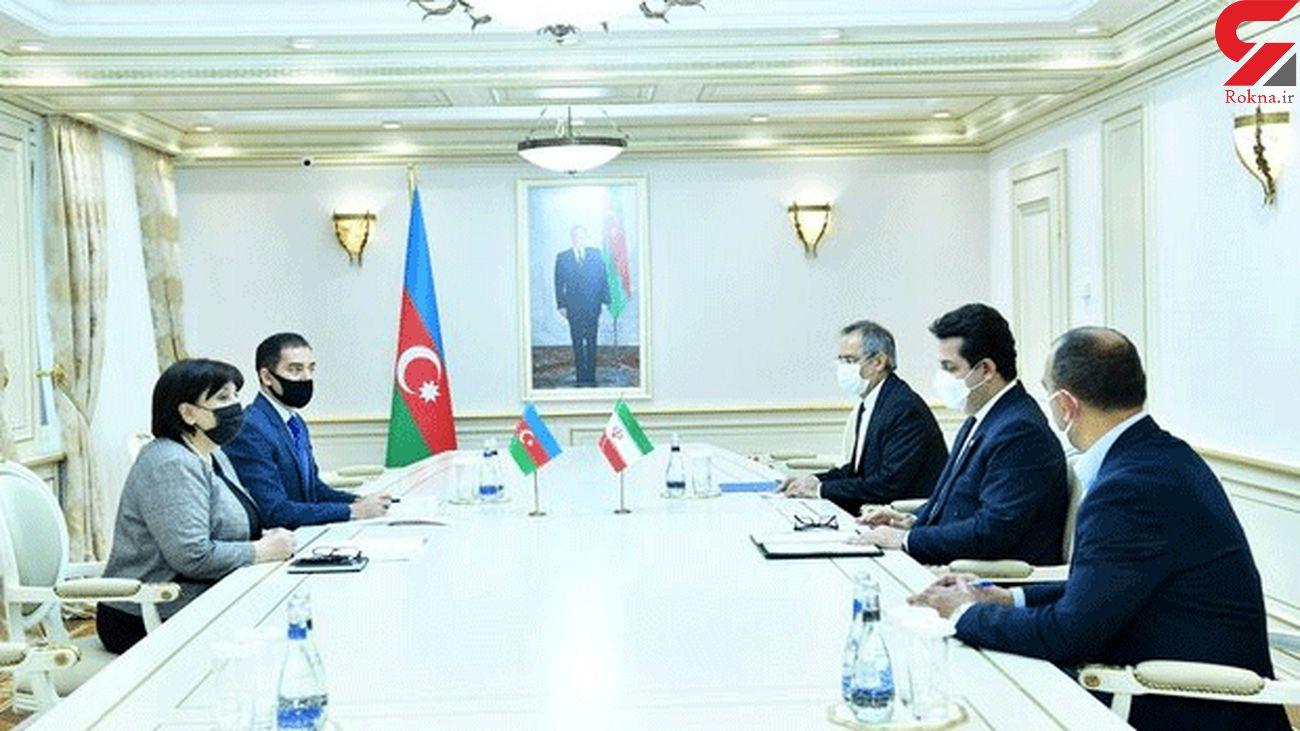 Tehran, Baku coop. entering new phase: Envoy