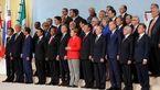 اقدام خلاف عرف ترامپ در پایان نشست جی20