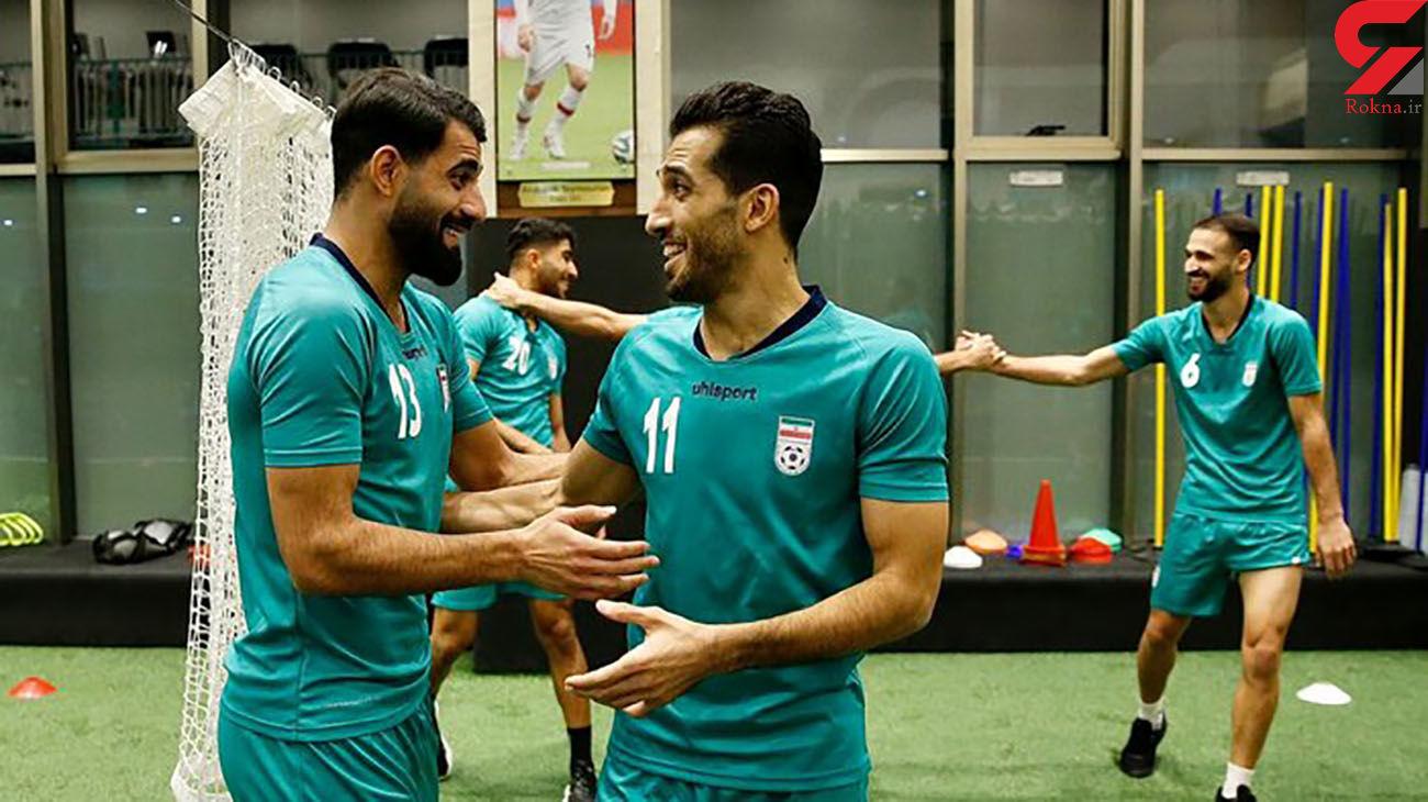 امیری در 2 دیدار بعدی تیم ملی فوتبال ایران حضور دارد؟