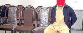 تجاوز شیطانی به زن ماساژور تهرانی /  پسر جوان در شهرک غرب دستگیر شد + عکس