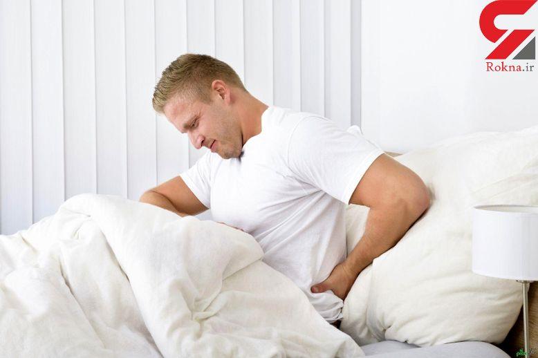 صحیح خوابیدن ترفندی برای کاهش درد کمر