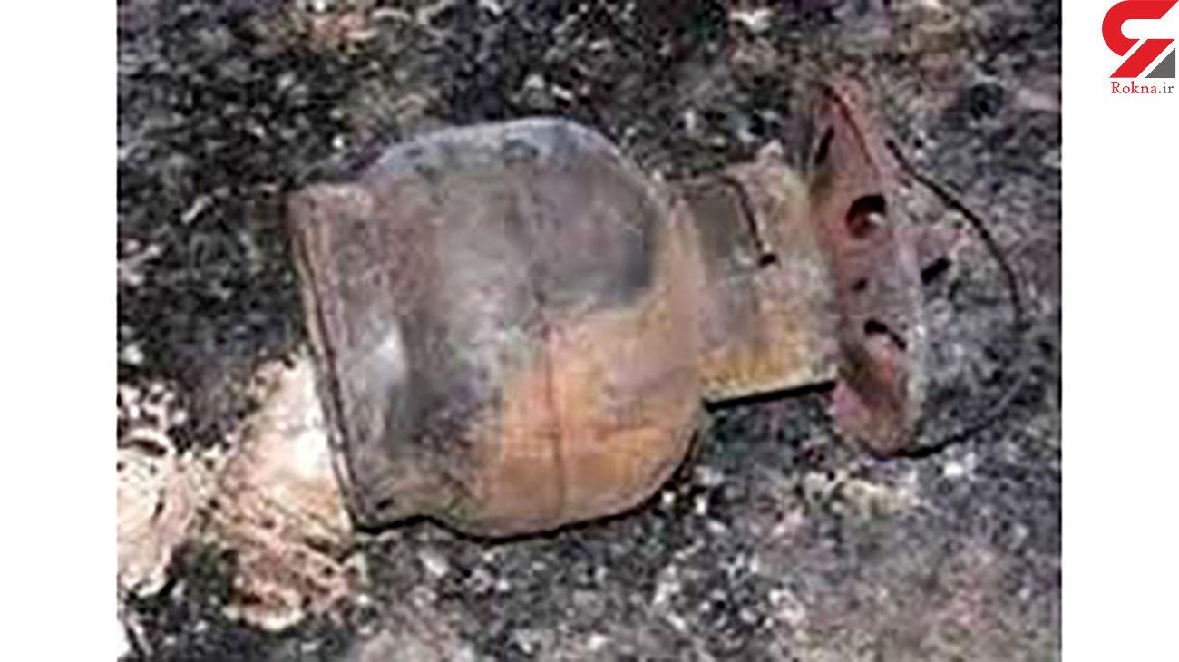 زنده زنده سوختن زوج اصفهانی در  انفجار هولناک
