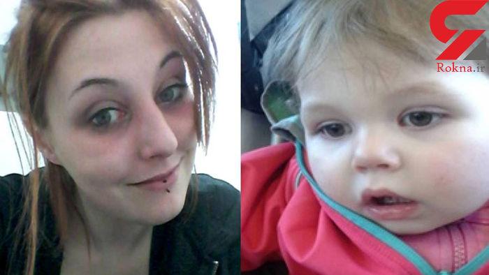 کشف جسد دختر بچه دو ساله از سطل زباله / مادر 23 ساله دستگیر شد+عکس