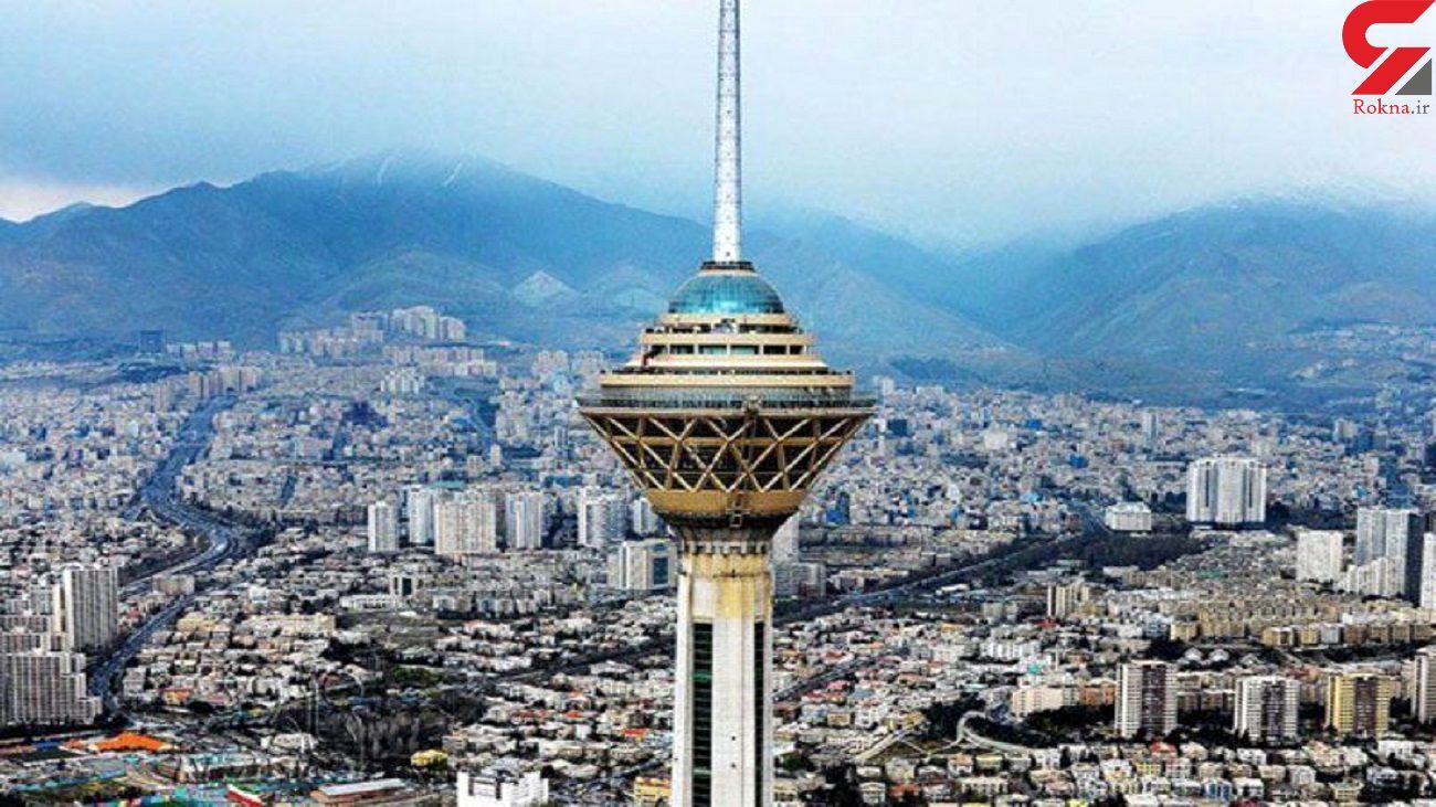 امروز؛ هوای تهران سالم است