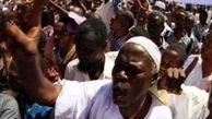 آتش زدن مقر حزب حاکم در سودان