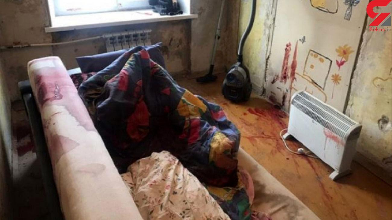 دختر 15 ساله 6 مهمان را در دورهمی قتل عام کرد + عکس
