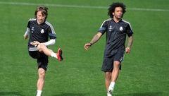 سرنوشت مبهم 2 بازیکن روال مادرید در بازی مقابل پاری سن ژرمن