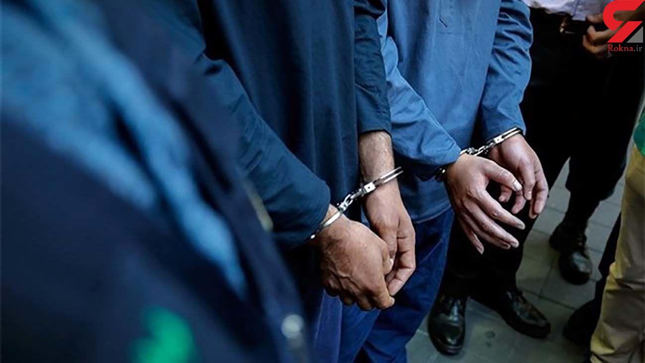 دستگیری متهمان به کلاهبردای در نیشابور