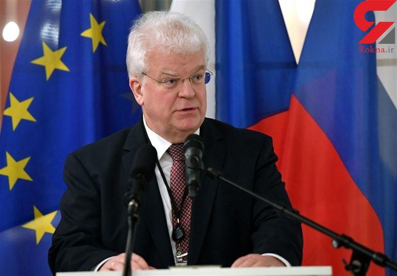 دیپلمات روس: اروپا باید مواضع قاطعتری در باره پیمان موشکی داشته باشد