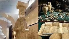چپاول میراث فرهنگی سوریه نمکی بر زخم مردم جنگزده این کشور