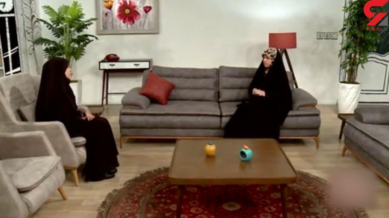 این زن تهرانی با جنازه ها حرف می زند / دخترک دست تپلی فرشته بود + فیلم و عکس